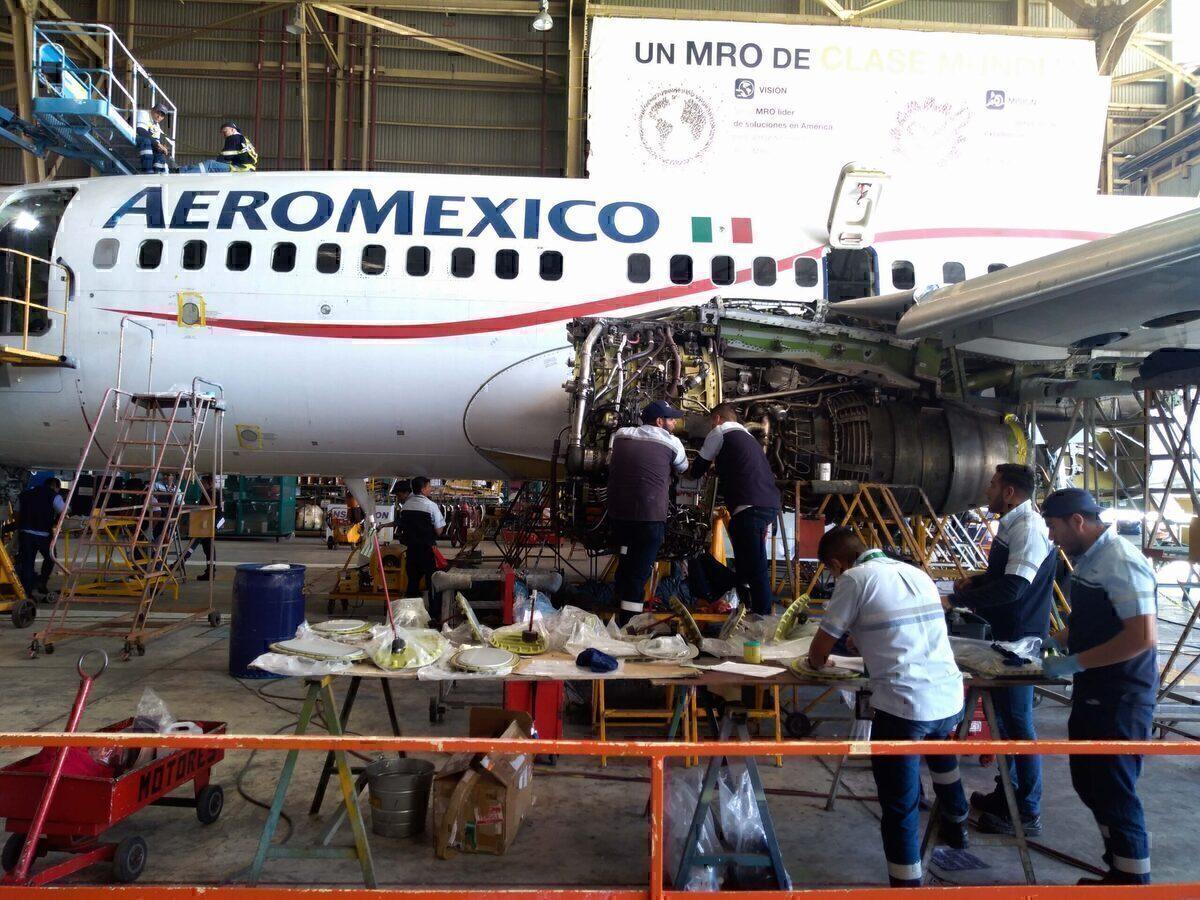 Maintenance Aeromexico