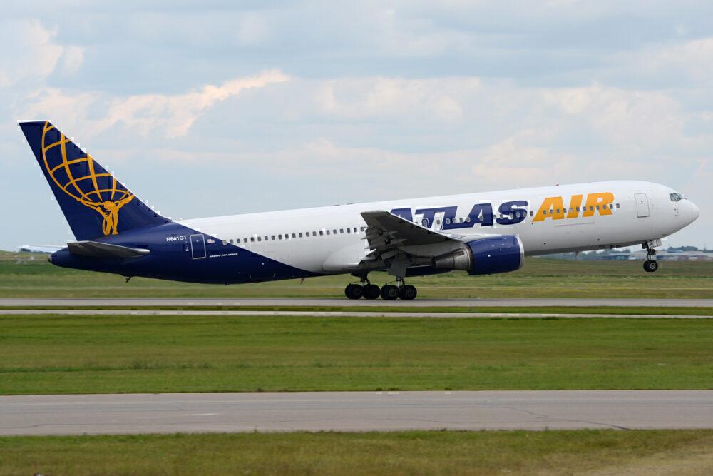 Atlas Air 767