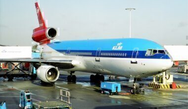 Northwest KLM DC-10