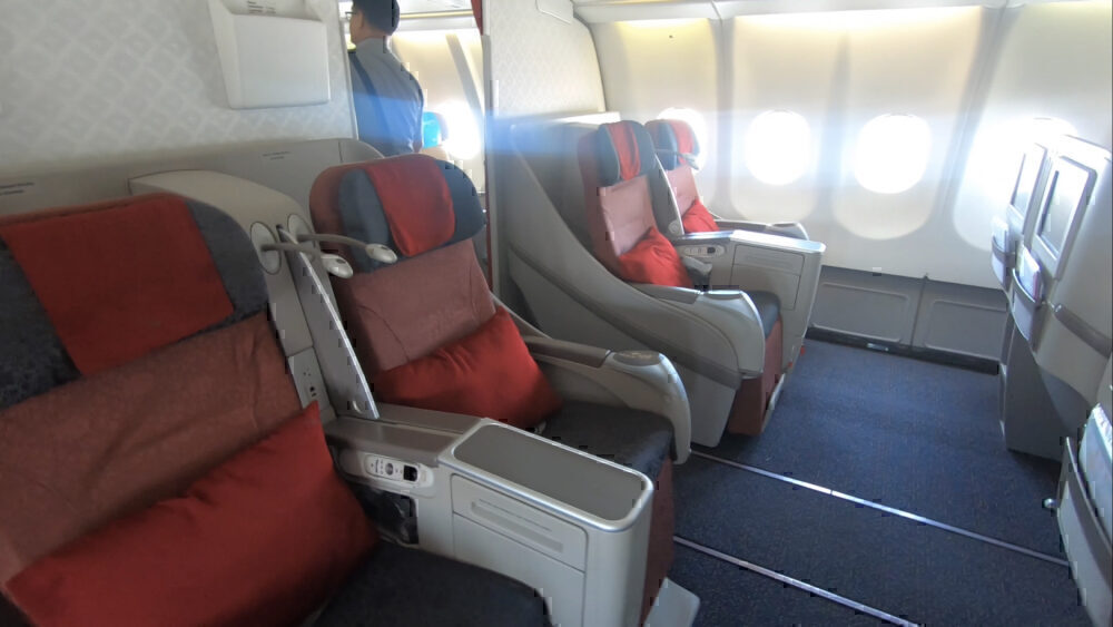 Flight Review: Garuda Indonesia A330-300 Economy Class