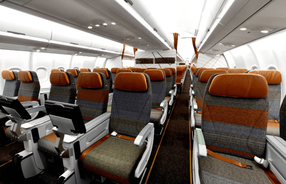 Premium Economy Uganda A330neo
