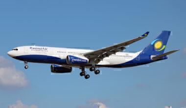 A330 rwandair