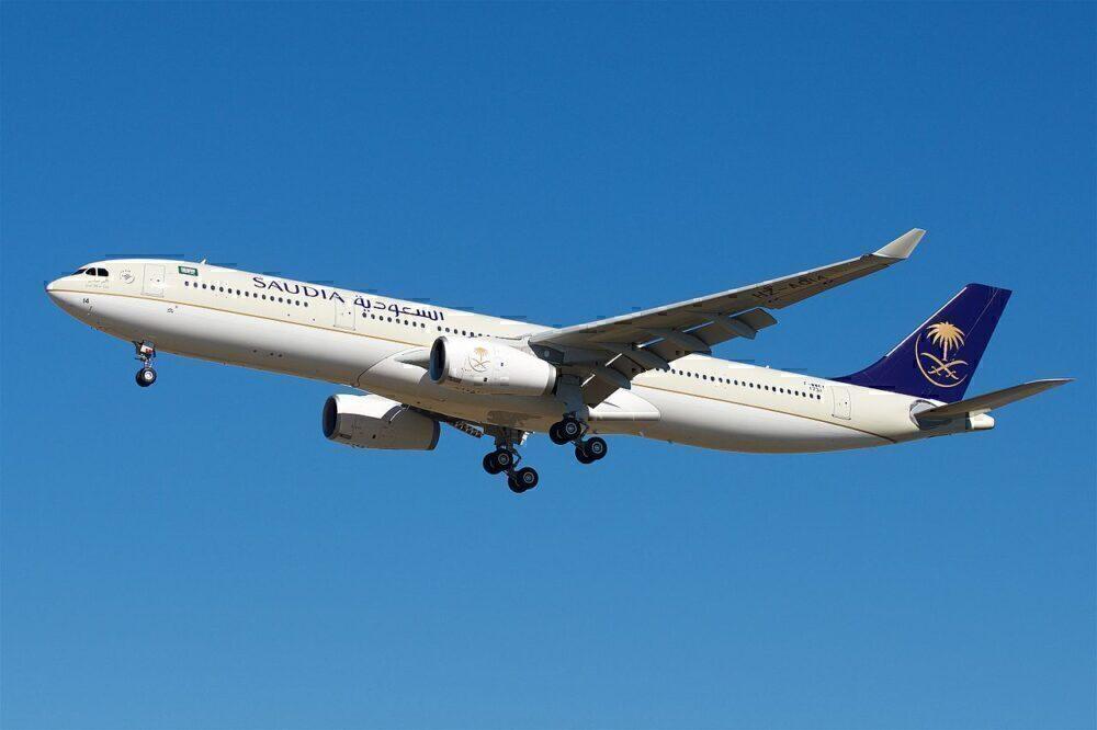 Saudia_A330-300