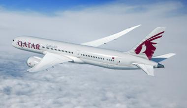 Qatar Airways 787-9