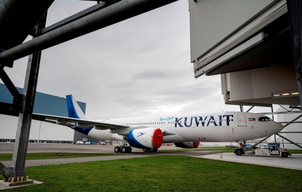 Kuwait A330-800