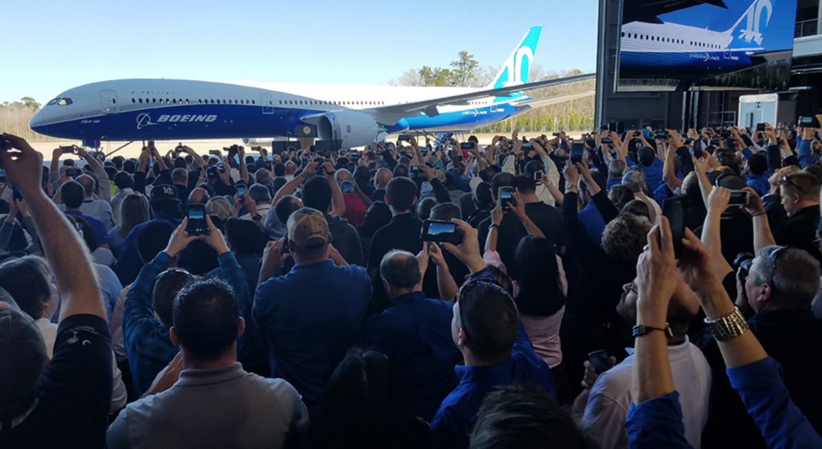 Why The Boeing 787-10 Isn't As Popular As The -8 And -9 - Simple Flying