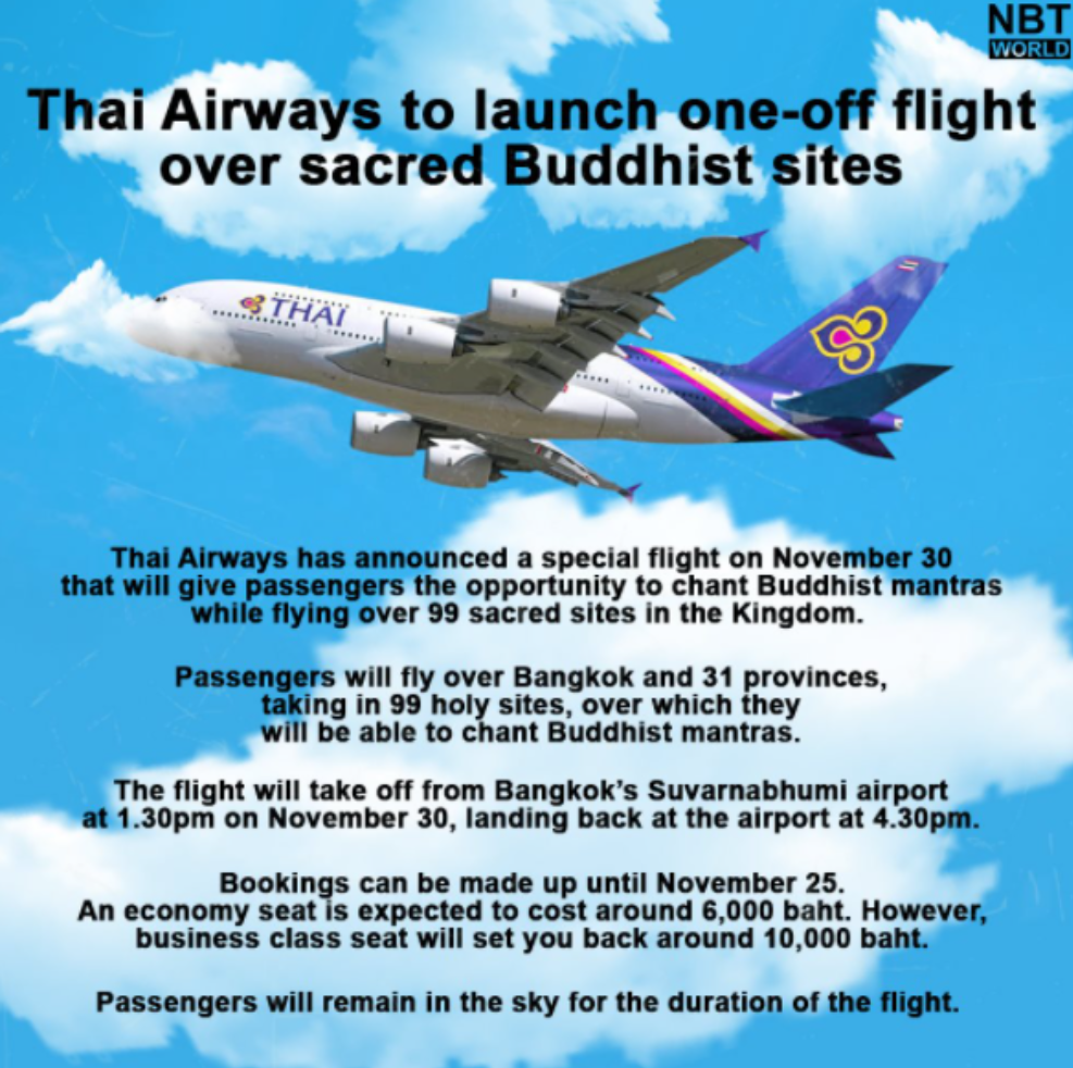 Thai-Airways-Buddhist-Flights