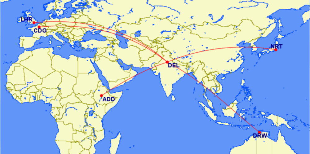 IndiGo A321XLR
