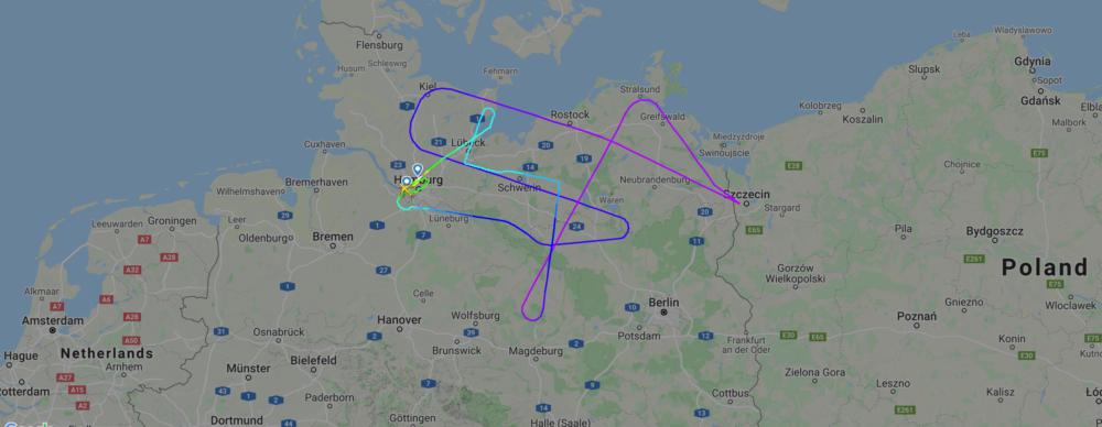 jetBlue A321LR first flight FlightRadar24
