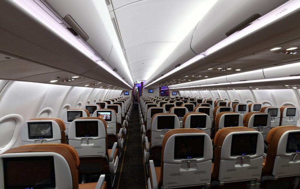 Uganda A330neo economy