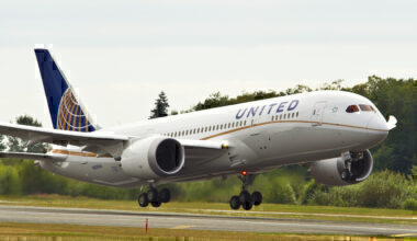 united airlines Boeing 787-9