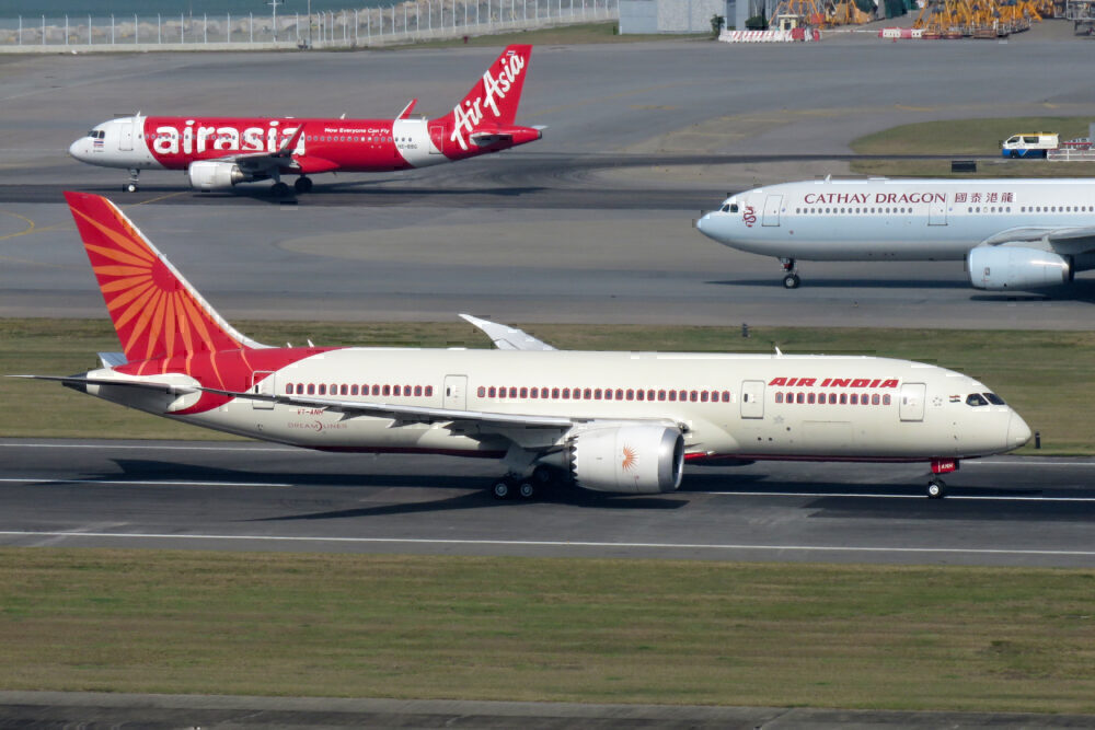 Air India Hong Kong