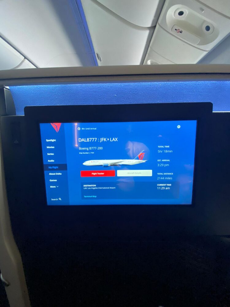In Photos: Delta Air Lines Flies Final Boeing 777 Flights