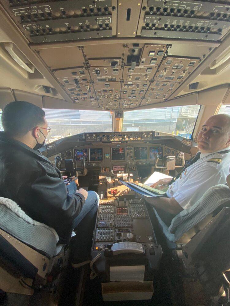 Delta pilots