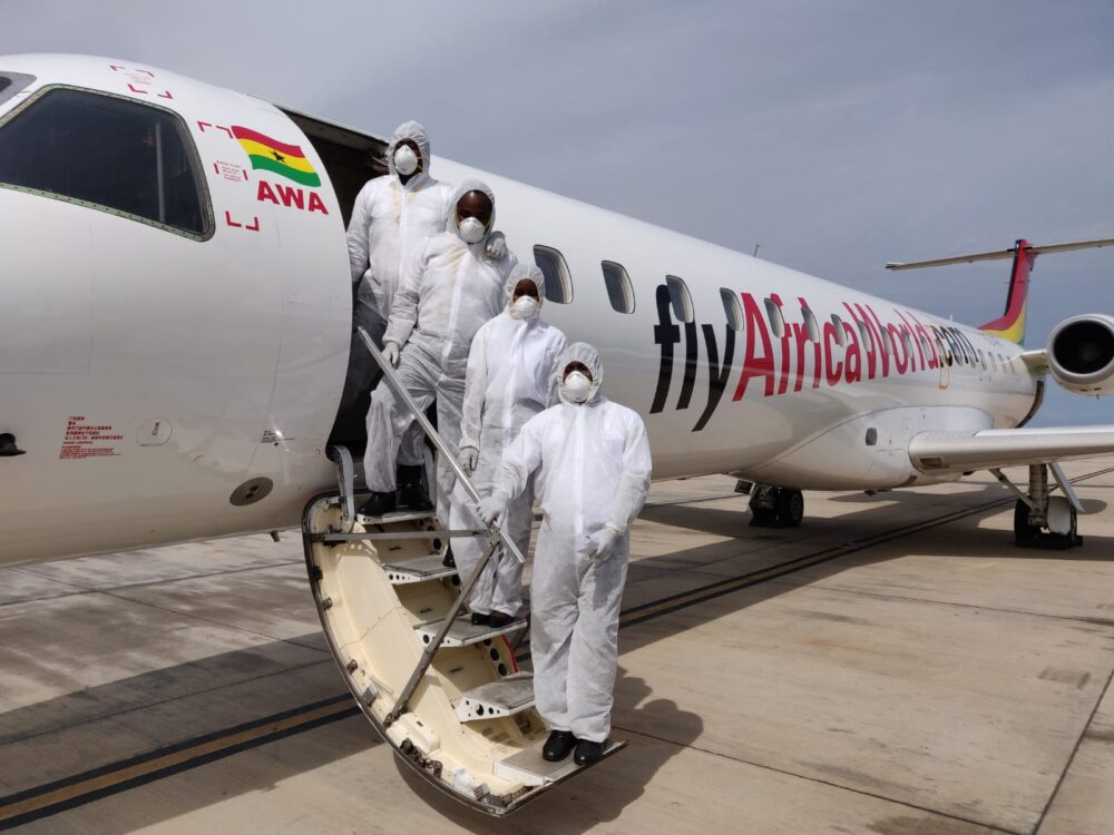 How Ebola Meant Africa World Airlines Was Ready For COVID-19