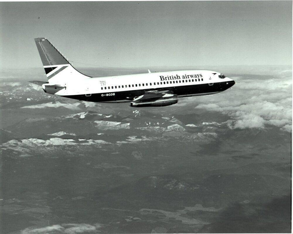 British Airways, boeing 737, Retirement