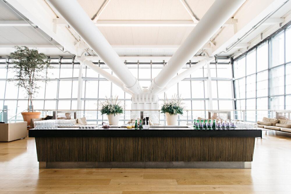 BA heathrow lounge closure