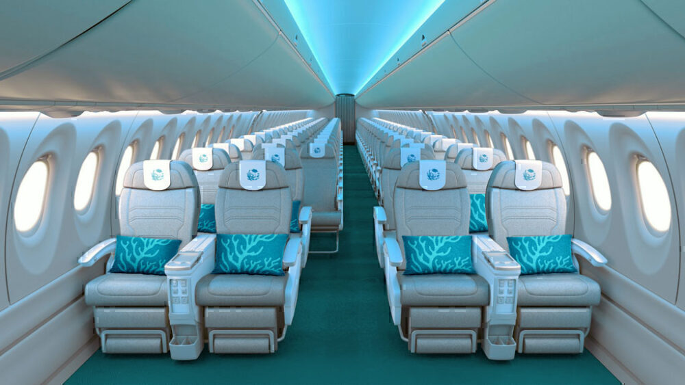 Airbus A220 Airline Startup Fly Coral Way Eyes Impressive Route Network