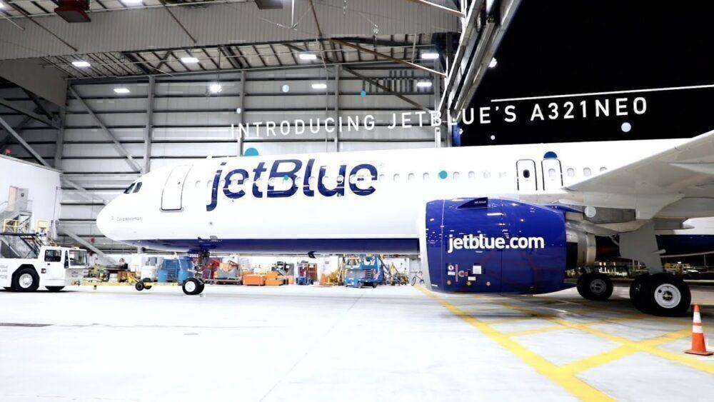 A321neo JetBlue