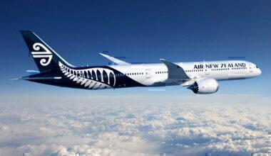 Air New Zealand 787-10