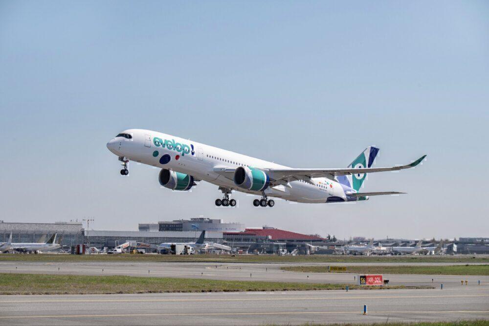 Evelop Air A350