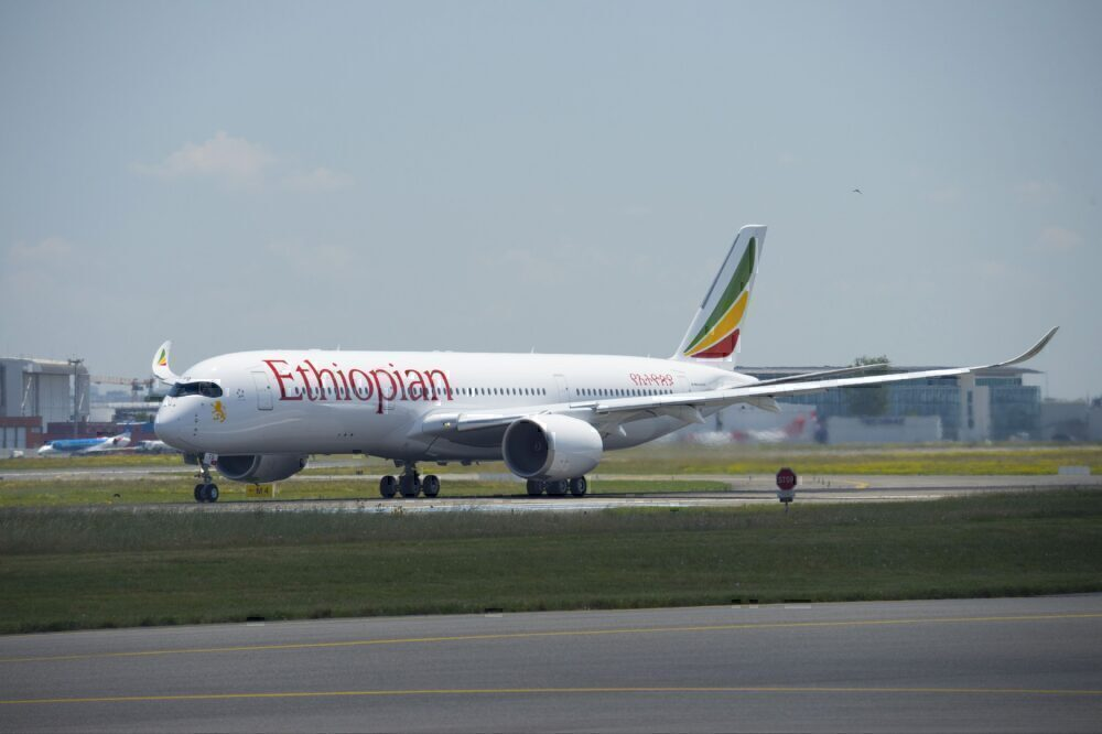 A350-900_Ethiopian Airline