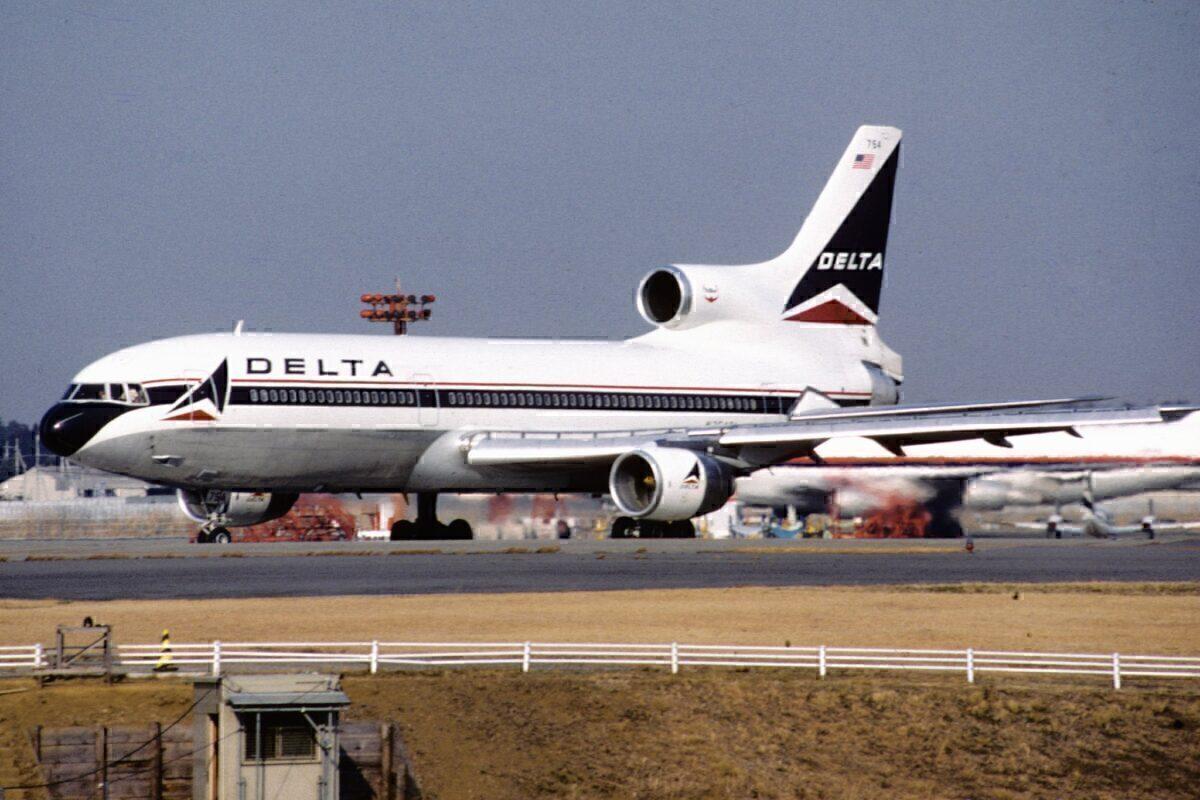 Delta Air Lines L-1011