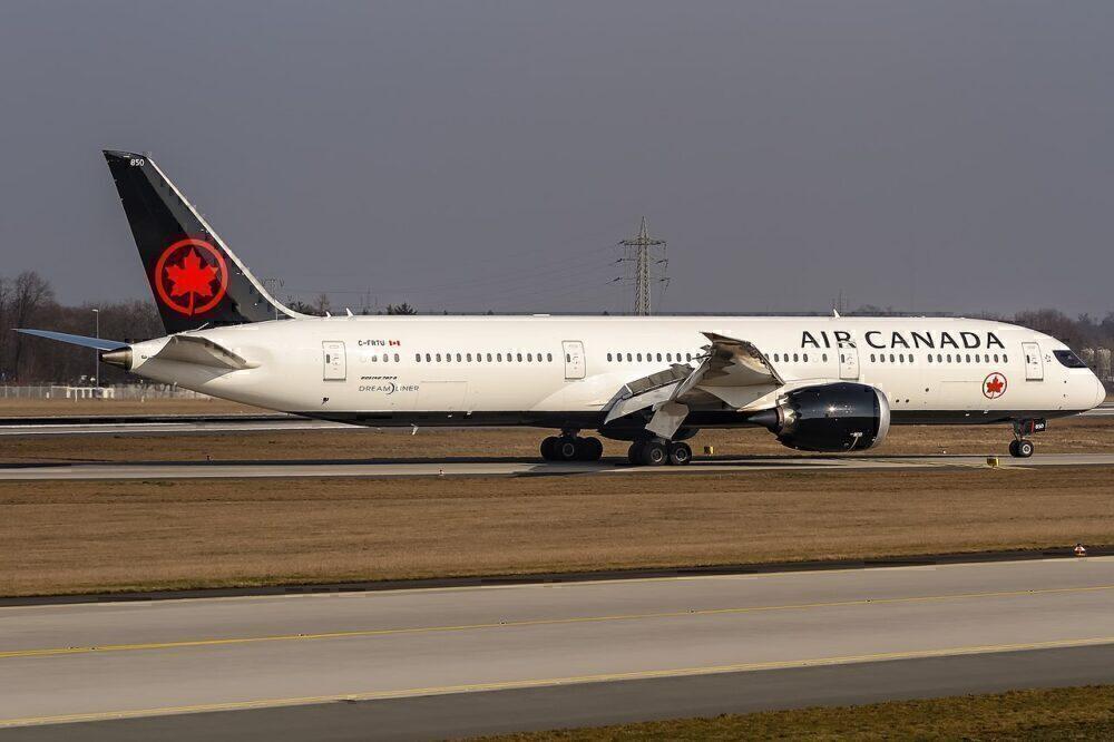 787-9 Air Canada