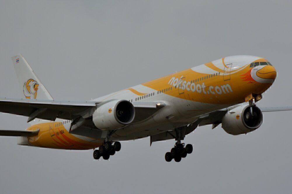 NokScoot 777 Tokyo
