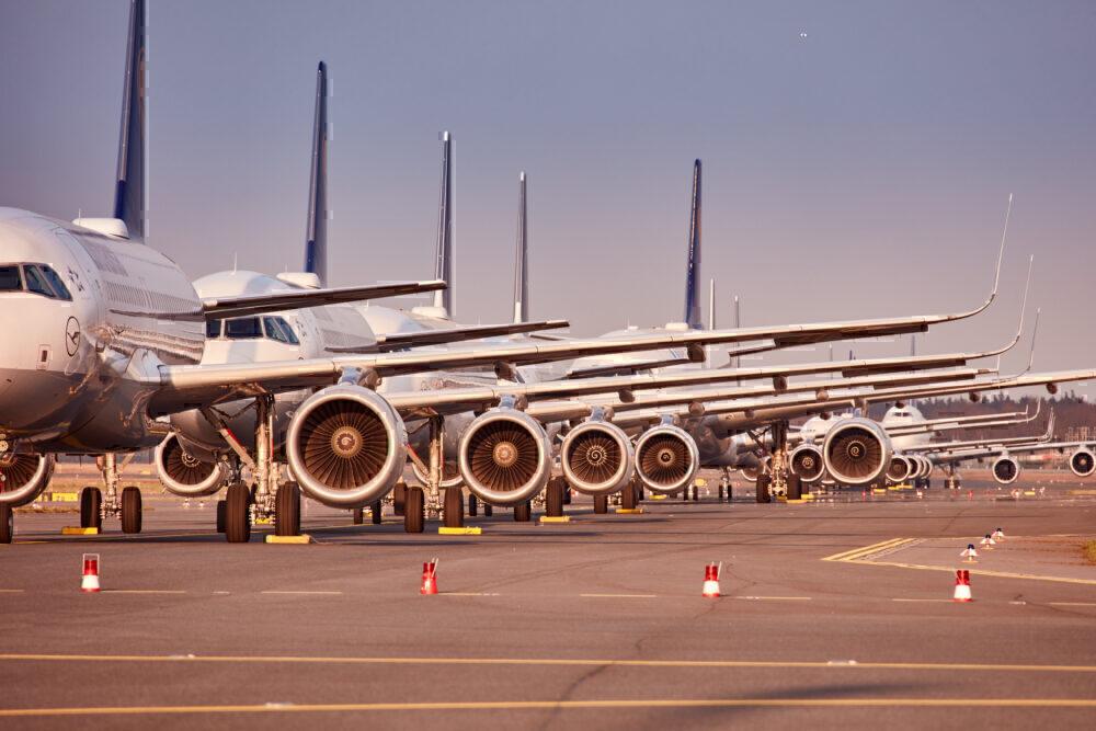 Lufthansa, Booking Increase, Holidays