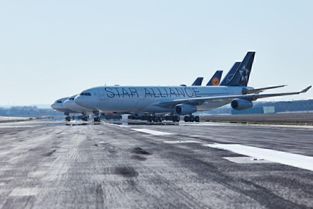 Frankfurt Airport, Runway Closure, Northwest Runway