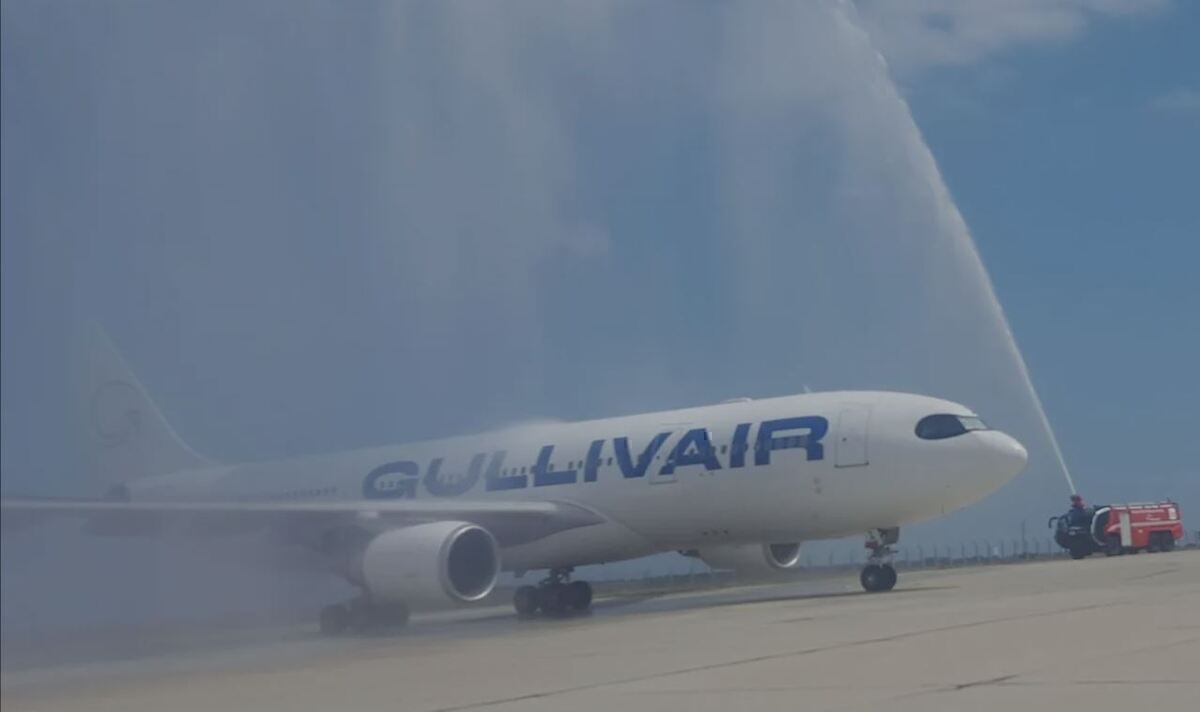 GullivAir Airbus A330