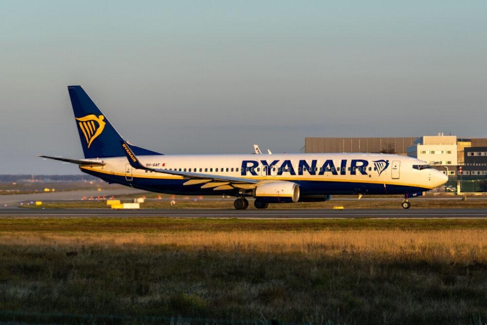 Ryanair, Head Office, Dublin