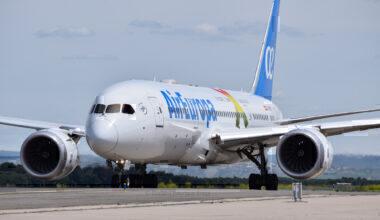 Air Europa 787