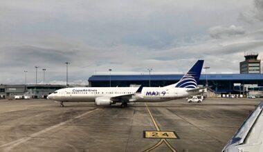 Copa 737 MAX
