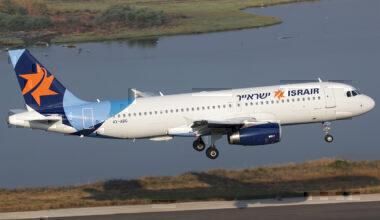 Israir A320