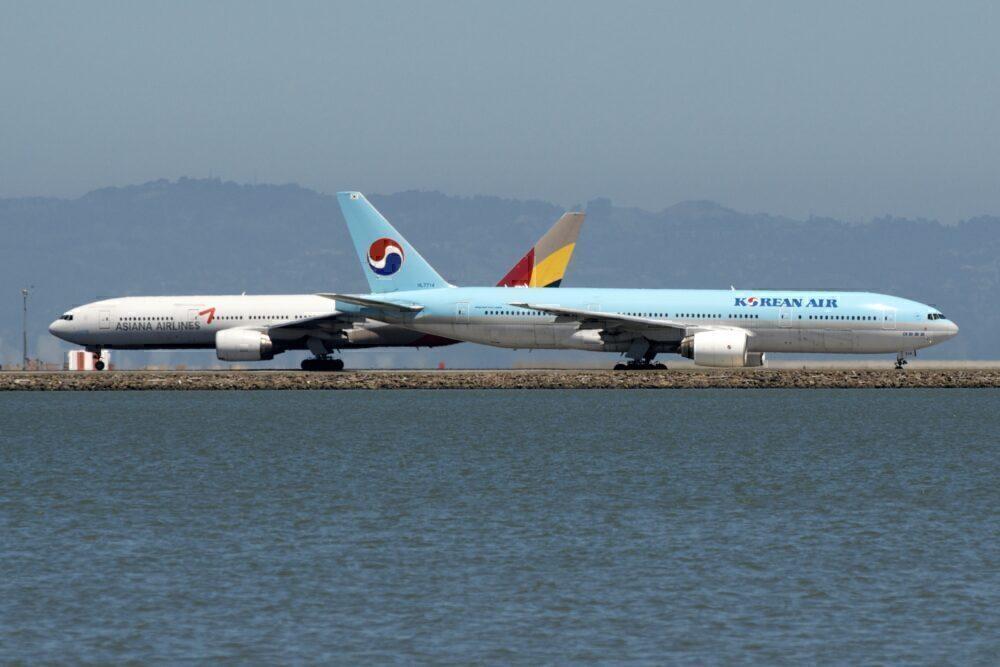 Korean Air Asiana