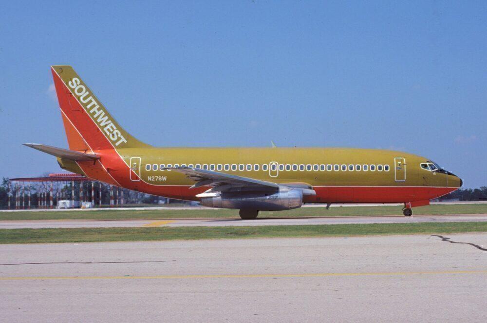 Southwest 737-200