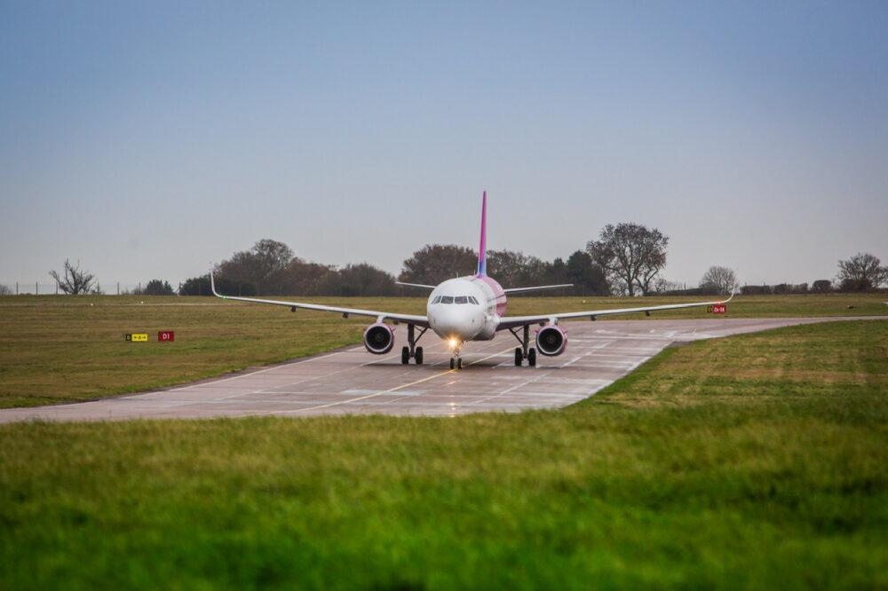 Wizz Air Airbus A321
