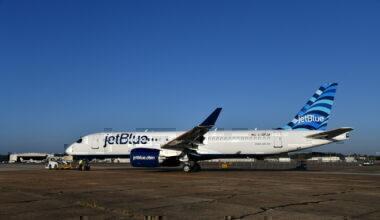 JetBlue, Airbus A220, First Flight