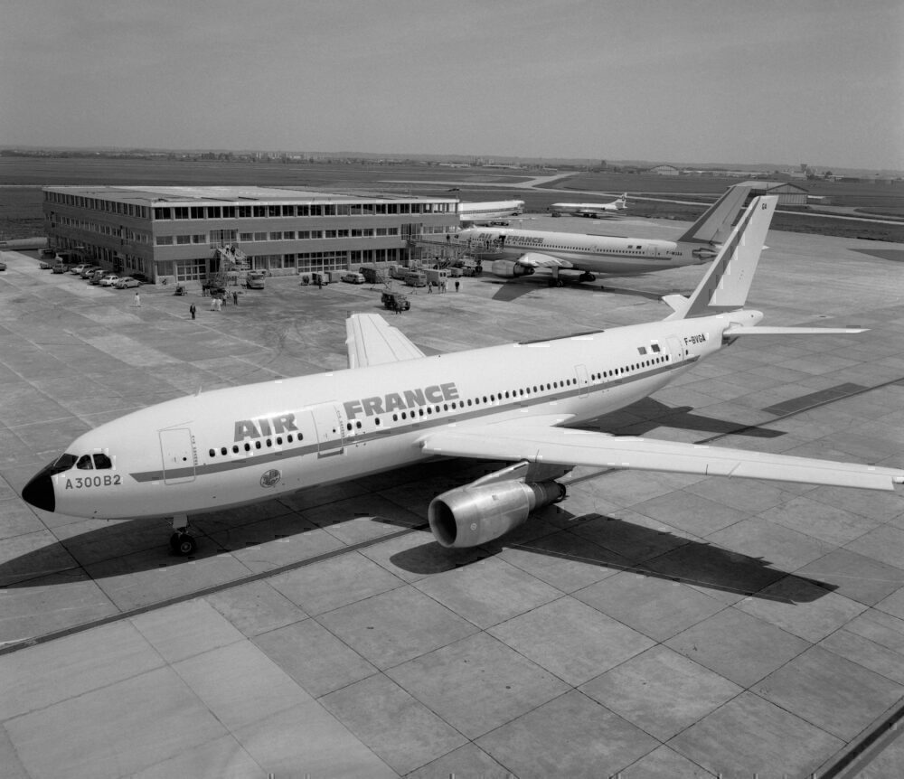A300 Air France