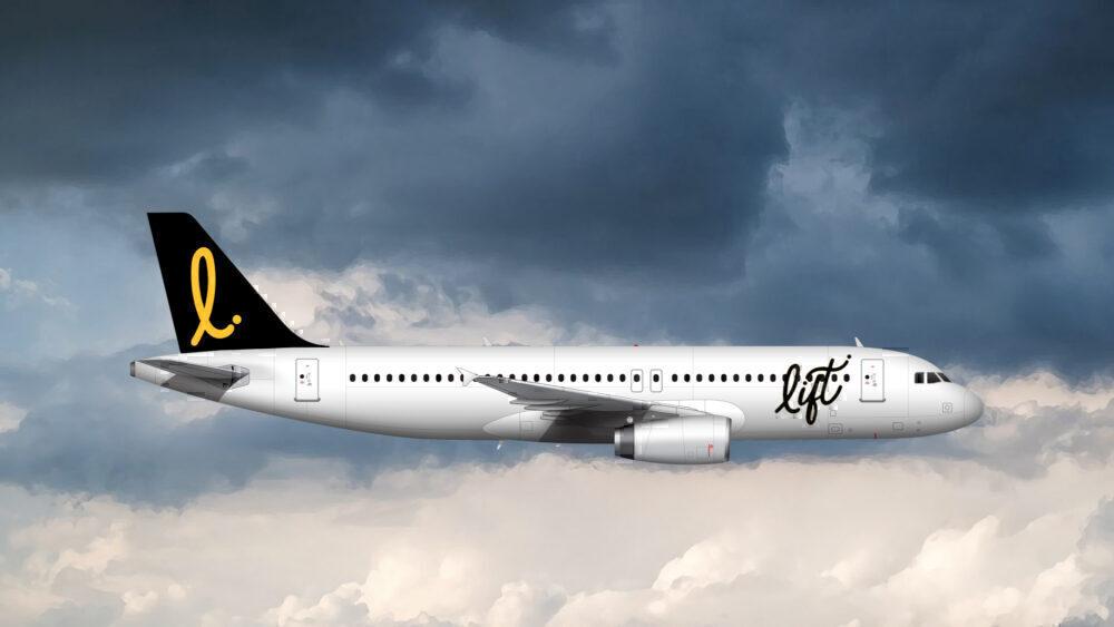 A320 Lift