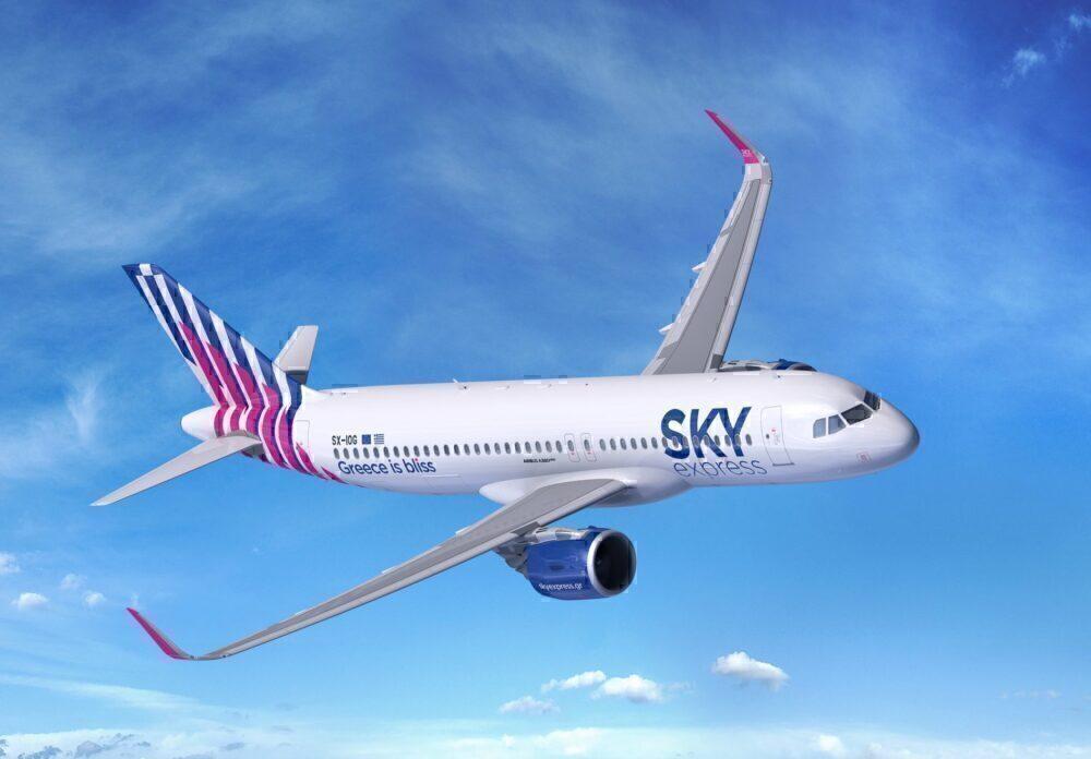 A320neo Sky express