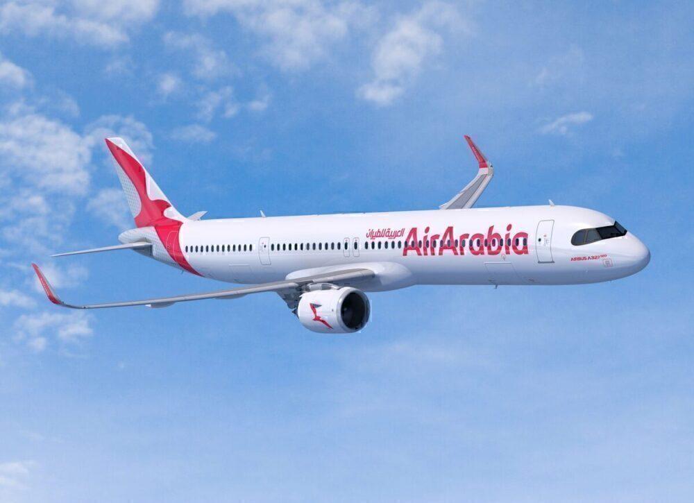 Air Arabia 737 MAX