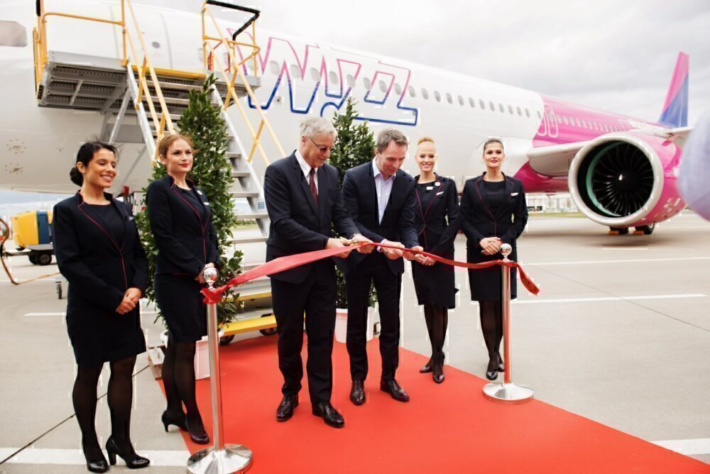 Wizz A321neo Delivery