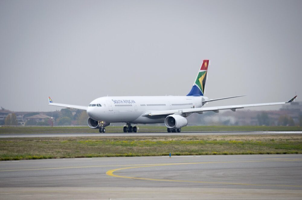 SAA Airbus A330