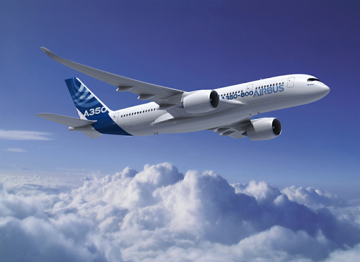 What Happened To The Airbus A350-800?