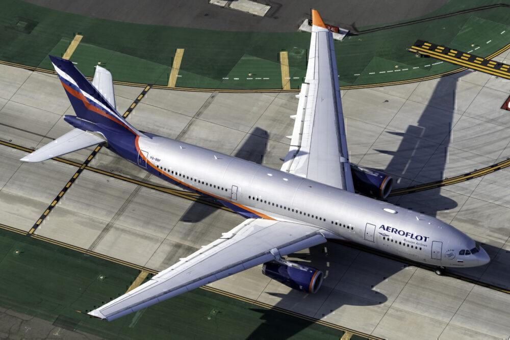 Aeroflot Airbus A330-243