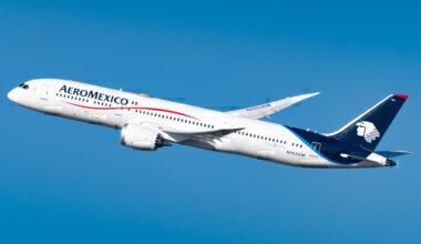 Aeromexico 787-9