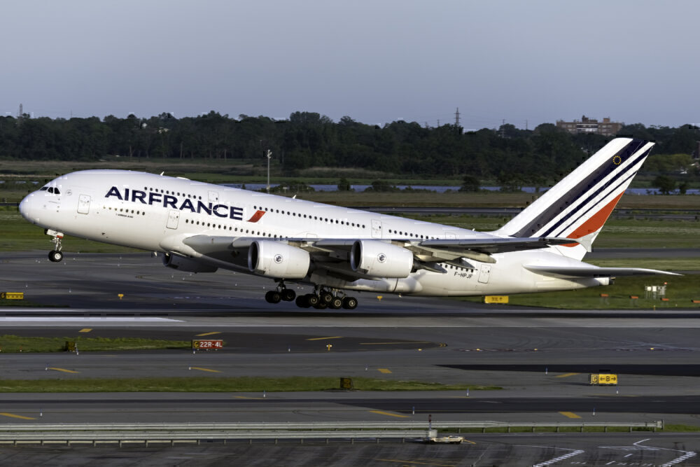 Air France, Airbus A380, Scrapped